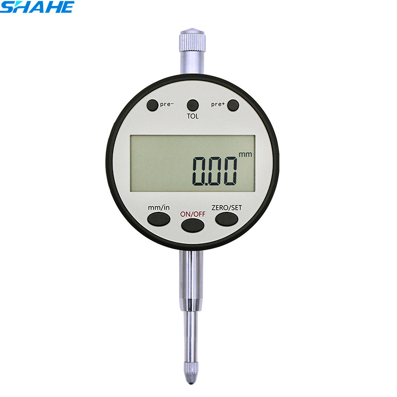 0-12.7 mm 0.01mm digital gauge dial indicator electronic digital indicator indicator Precision Tools цены