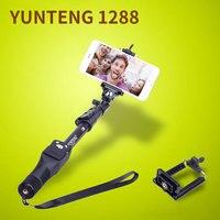 Yunteng 1288 Bluetooth Wireless Handheld Selfie Stick Extendable Holder Selfie Stick For Iphone Xiaomi Yi Gopro