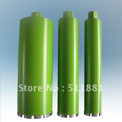 132mm*350mm NCCTEC Diamond Core Drill Bits| 5.2'' concrete wall wet core bits | Professional engineering core drill