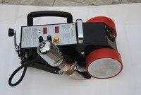 Автоматический плакат баннер сварочный аппарат для сварки пластика инструмент горячий воздух сварщик/горячий воздух пластиковые сварочны