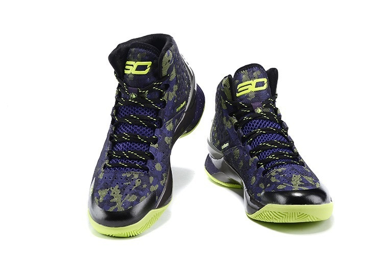 9aa77d63afa Charged Foam Christmas Purple Father Surprise Party Reign Home Stephen Curry  1 One mens basketball shoes Dark Matter-in Basketball Shoes from Sports ...