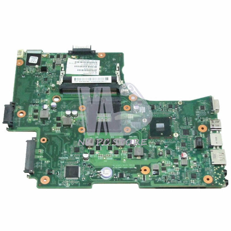 NOKOTION Laptop Motherboard For Toshiba Satellite L650 C650 L655 V000218010 6050A2332401 1310A2332404 HM55 GMA HD3000 DDR3 nokotion sps v000198120 for toshiba satellite a500 a505 motherboard intel gm45 ddr2 6050a2323101 mb a01