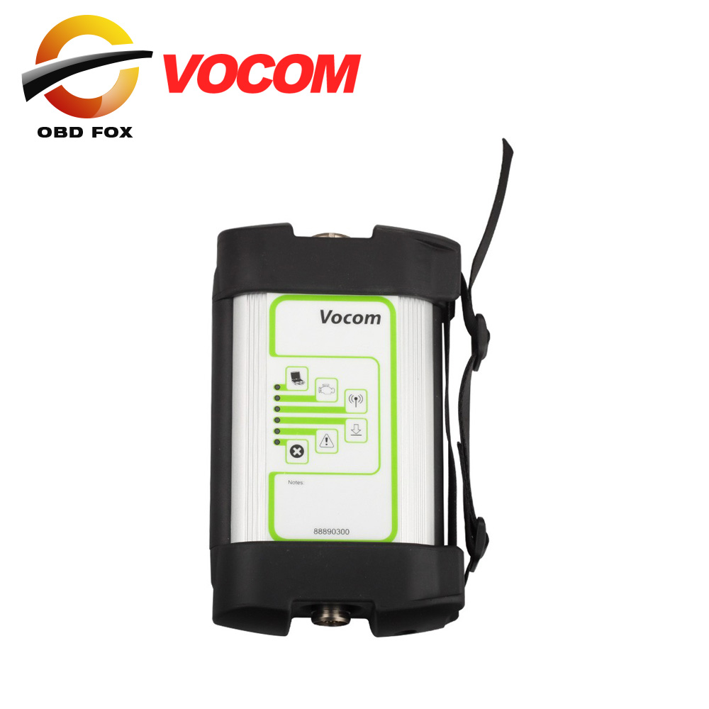 2018 Professional 88890300 Vocom Interface for Volvo Renault UD Mack Truck Diagnose Tool Vocom Interface DHL