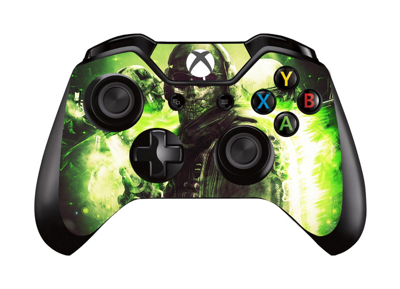 Call Of Duty Vinyl Skin Sticker Protector for Microsoft Xbox One Controller Skins Stickers For Xbox One CON-005