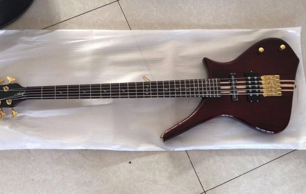 custom shop 5 strings bass guitar 7ply through neck construction dolphin pro 1 bass guitar long. Black Bedroom Furniture Sets. Home Design Ideas