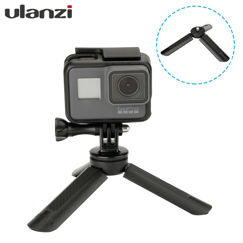 Ulanzi Smartphone Mini Tripod for iPhone Xiaomi Samsung Android Phone Tripod for Gopro Action Camera for Zhiyun Smooth 4 Gimbal