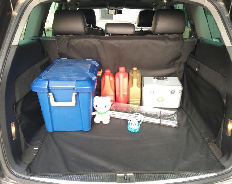 Kofferbak cargo liner waterdichte oxford doek huisdier covers achter