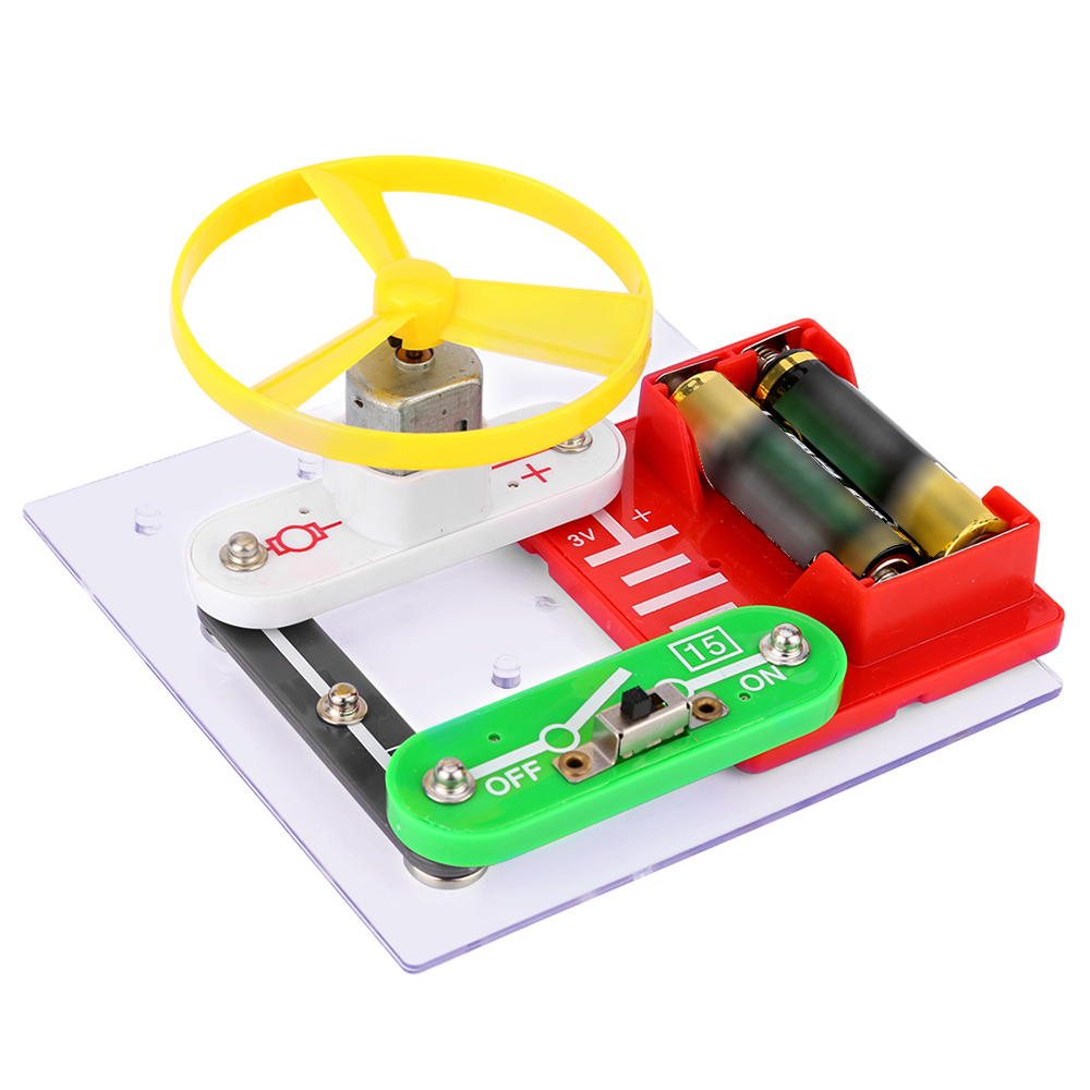 Science Educational Kit Electronics Discovery Model Building Kits