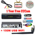freesat V7 MAX DVB-S2 Satellite TV Receiver PowerVu auto roll Biss Key Support Youtube CCcam Newcamd Wifi freesat V7 MAX