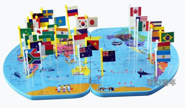 3d 36 national flags world map big size flag map of world toy high 3d 36 national flags world map big size flag map of world toy high quality wooden gumiabroncs Image collections