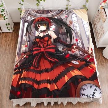 DATE A LIVE Dakimakura Tokisaki Kurumi Pillow Case Hugging Body 810096