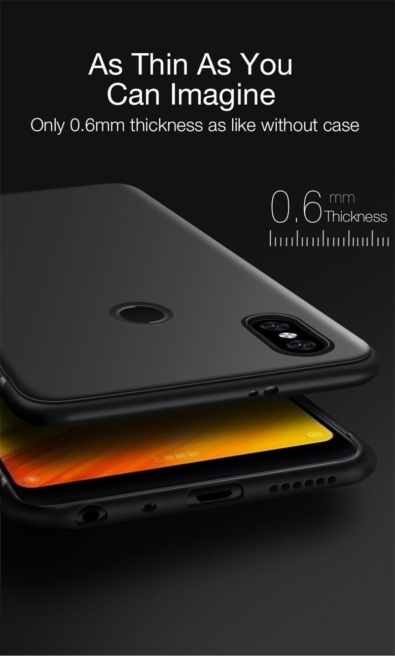 Bakeey Luxury Matte Soft TPU Protective Case For Xiaomi Redmi Note 5/Xiaomi Redmi Note 5 Pro