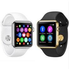 Iwo w51 iwo 2 dm09 ip65กันน้ำบลูทูธsmart watchไร้สายชาร์จคริสตัลแซฟไฟร์werable apple watch ferrariนาฬิกา