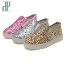Kids shoes New Children shoes Slip-on LED Lighted Children led sneakers kids Casual Boys Girls party dresses with flat shoes