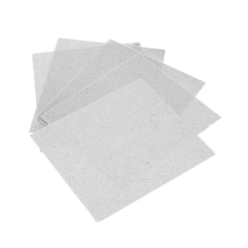 12x12 см/4 7x4 7 дюймов Микроволновая печь слюда пластины Ремонт Часть термостойкость