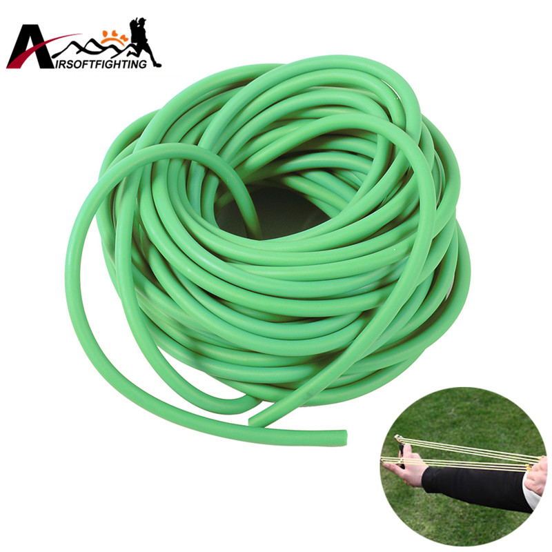 Home Improvement 10m 1.7x 4.5mm Natural Latex Tube Elastic Rubber Tube Bands Slingshot Catapult Surgical