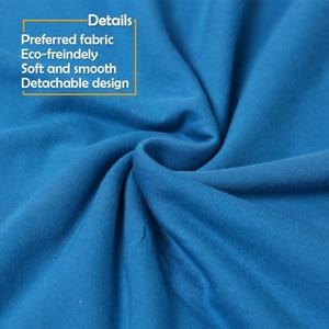 Image 5 - I ベビーベビー寝袋純粋な綿、ビッグ十分にフィットあなたの成長、幼児ウェアラブル毛布、幼児パジャマバッグラップ