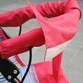 Cochecito de bebé del coche accesorios cochecito carro cubierta apoyabrazos conjunto Oxford tejido apoyabrazos lavable vaina accesorios