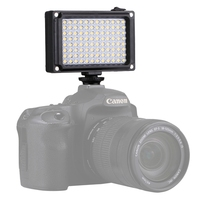 Dimmer Stage Photo Lighting Effect DV Lighting 96LED Video Light Photo Camera Hot Shoe Dimmable LED