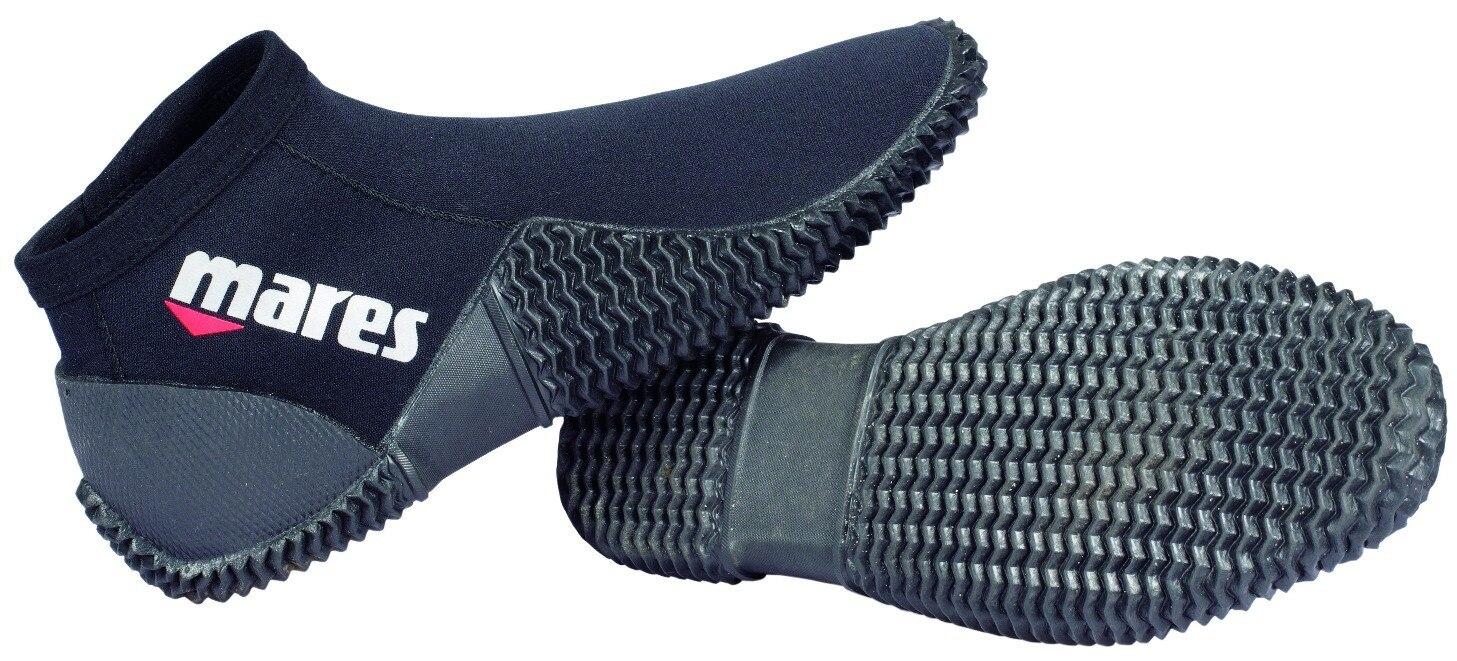 Mares bottes de plongée équateur 2mm bottine chaussures légères chaussettes de plongée sous-marine sports nautiques plongée en apnée