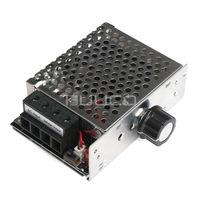 Super Power SCR Controller AC 220V 10000W Adjustable Voltage Regulator For Water Heater Lighting Motor Electric