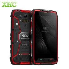 4G Conquest S11 6 ГБ 128 7000 мА/ч, IP68 смартфонов 5,0 »android 7,0 MTK6757 Octa Core Dual SIM 1920*1080 NFC OTG прочные телефоны