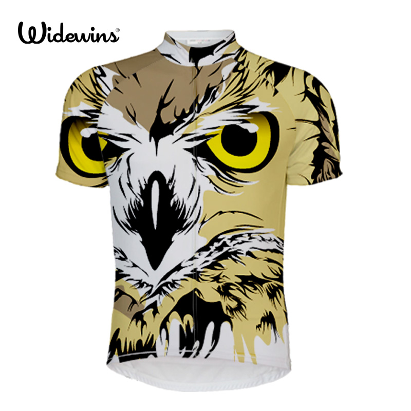 NEW Owl brand Tee Shirt Sport T-shirts Men s Bicycle Cycling Jersey shirt Cycle Short Sleeves 5504