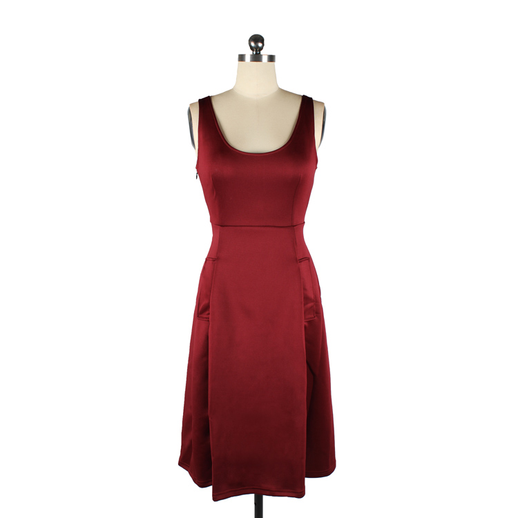 Popular Red Bubble Dress-Buy Cheap Red Bubble Dress lots from ...