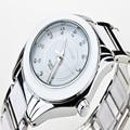 2016 Ladies Watch Vintage ceramic diamond watches luxury brand women dress watches quartz casual full steel men sports watches