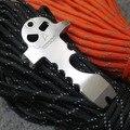 EDC Tático Multi-funcional Ferramenta de Bolso Em Aço Inoxidável Anel Chave Chaveiro FC