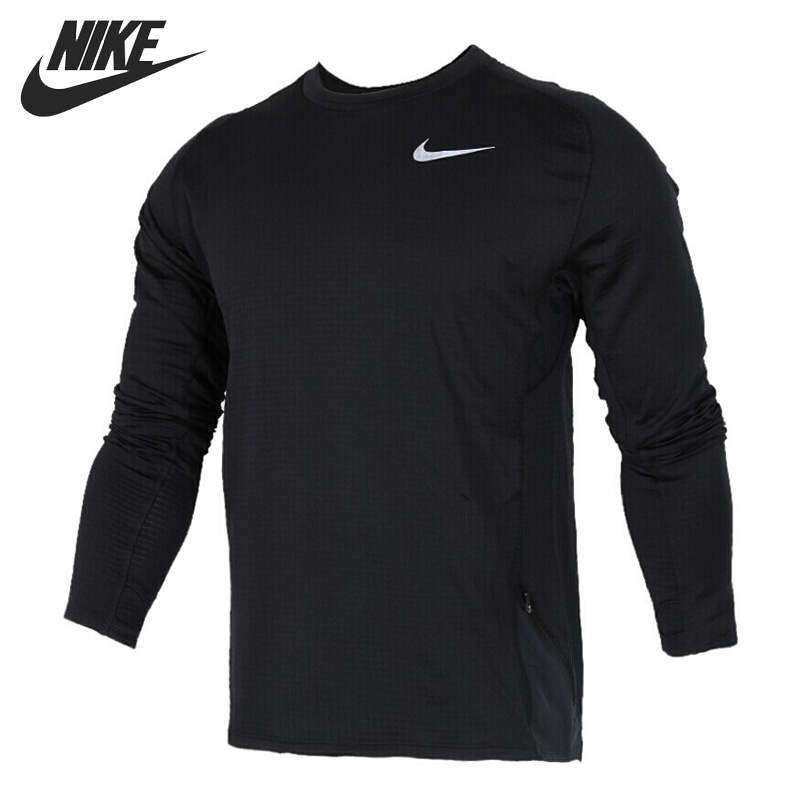 Original New Arrival 2017 NIKE THRMA SPHR ELMNT TOP C Quick Dry Men's T-shirts Long sleeve Sportswear c ts018 new arrival 100g top grade 100