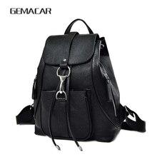 High-end Ladies Leather Backpack Classic Design Elegant Wild Bag Banquet Work Business Knapsack Fashion Atmosphere