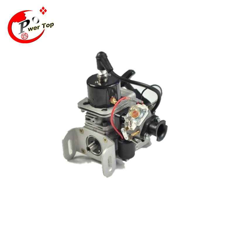 26cc Water-cooled Engine for Boats aluminum water cool flange fits 26 29cc qj zenoah rcmk cy gas engine for rc boat