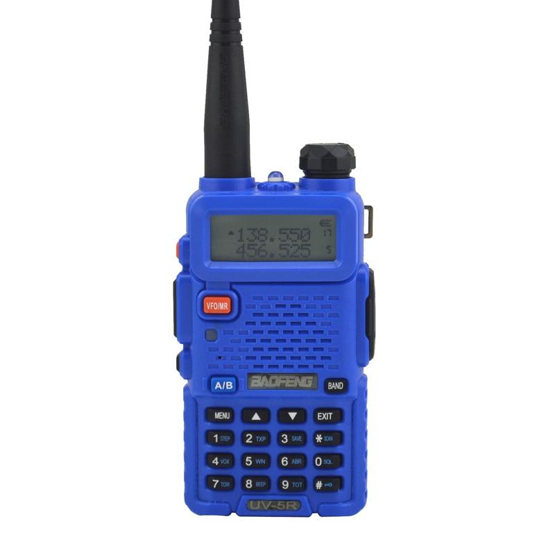 рации Баофэн УФ-5R двухдиапазонный двухстороннее радио УКВ/УВЧ 136-174 МГц &амп; 400-520мгц и FM портативный приемопередатчик с гарнитурой