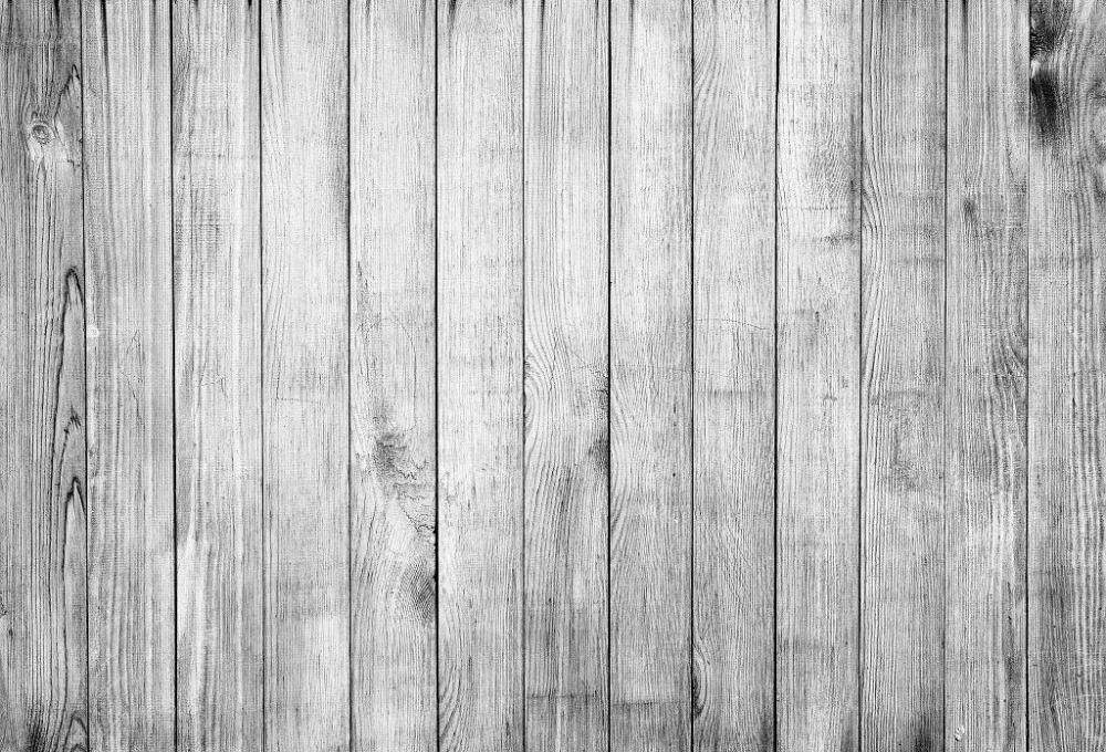 Gray Wood Brick Wall backdrop Vinyl cloth High quality