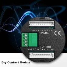 8 каналов сухой КОНТАКТНЫЙ Модуль RS485 механические переключатели для Crestron умный дом освещение переключатель управления
