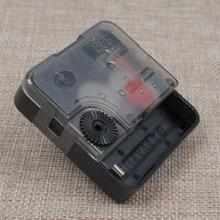 56x56x16mm Stylish Portable Useful Golden Pointer Long Spindle Quartz Clock Movement Mechanism DIY Kit Battery Powered Hand Tool
