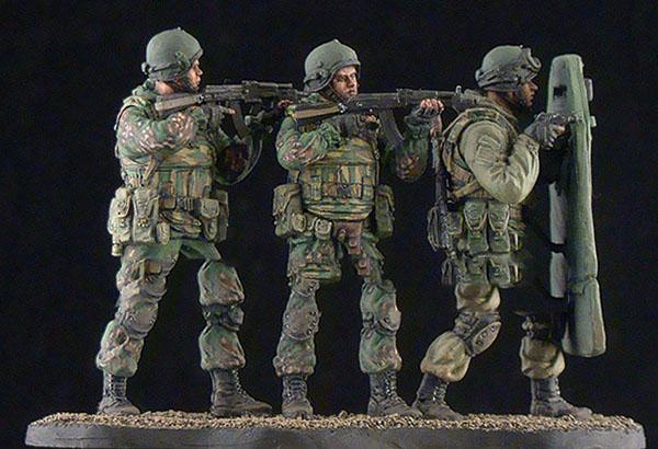 165--Assault Group of Spetsnaz of FSB, Russia