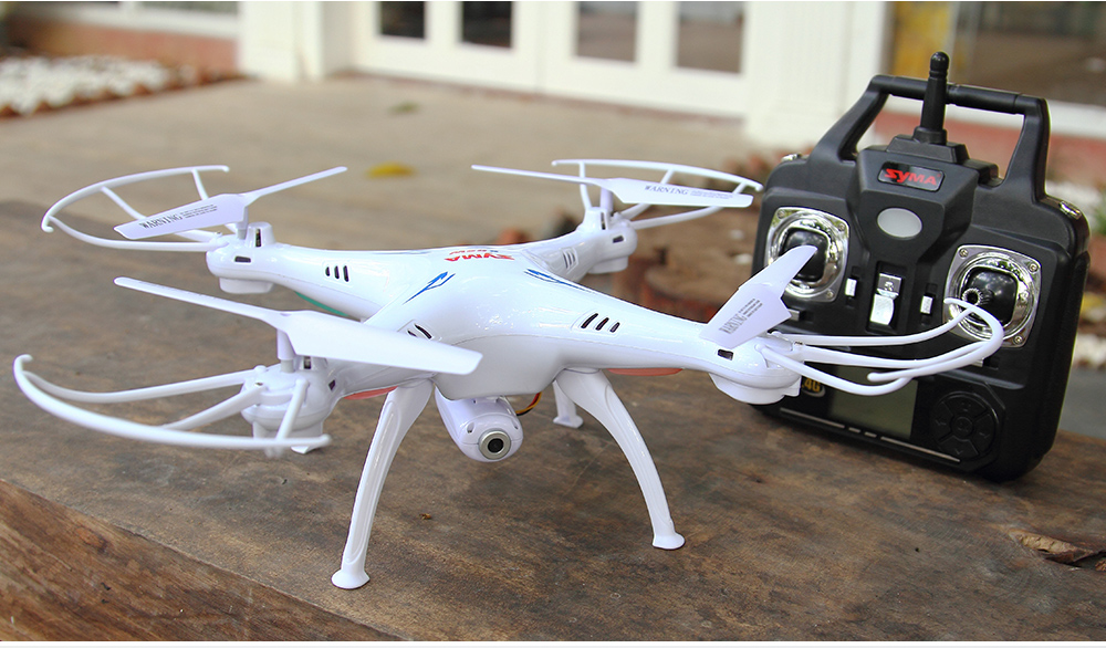 SYMA Official X5SW Drones with Camera HD WiFi FPV Real Time transmission RC Helicopter Quadrocopter RC Dron with Extra Battery 9
