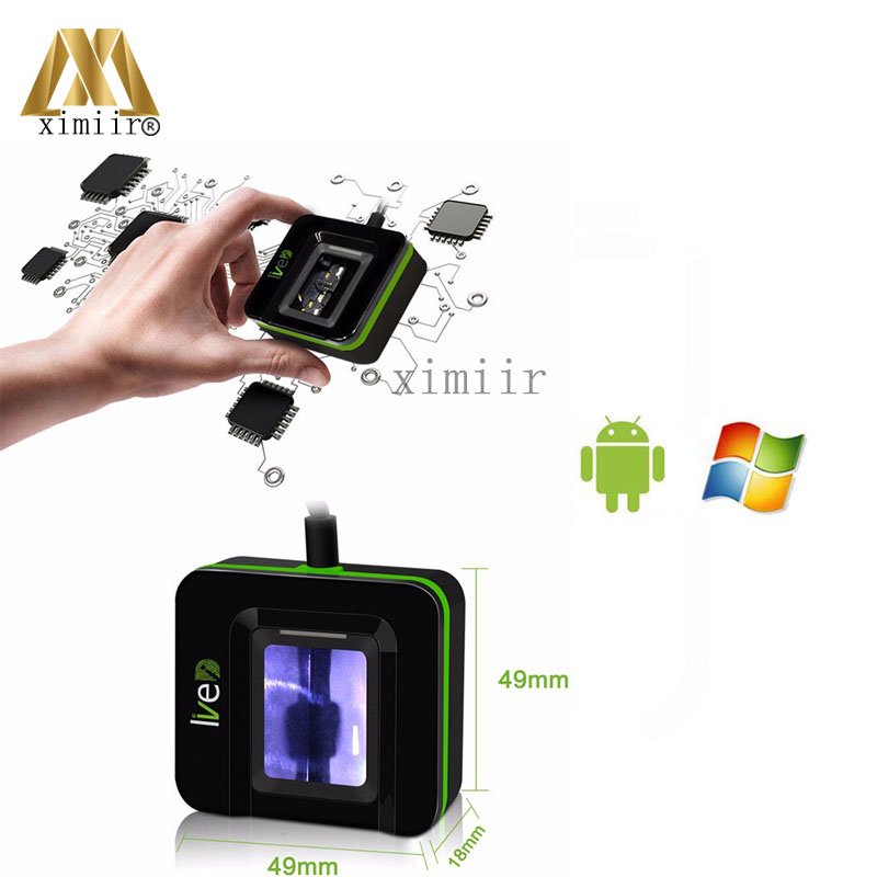 Hot sale!! Free Shipping Fingerprint USB Reader Fingerprint Scanner ZK 20R LiveID USB Fingerprint SensorHot sale!! Free Shipping Fingerprint USB Reader Fingerprint Scanner ZK 20R LiveID USB Fingerprint Sensor