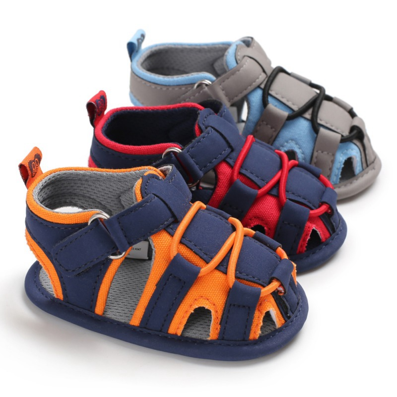 Baby Boys Sandals Shoes Canvas Jeans Baby Boy Moccasins Child Summer Boys Fashion Sandals Sneakers Infant Shoes 0-18 Month
