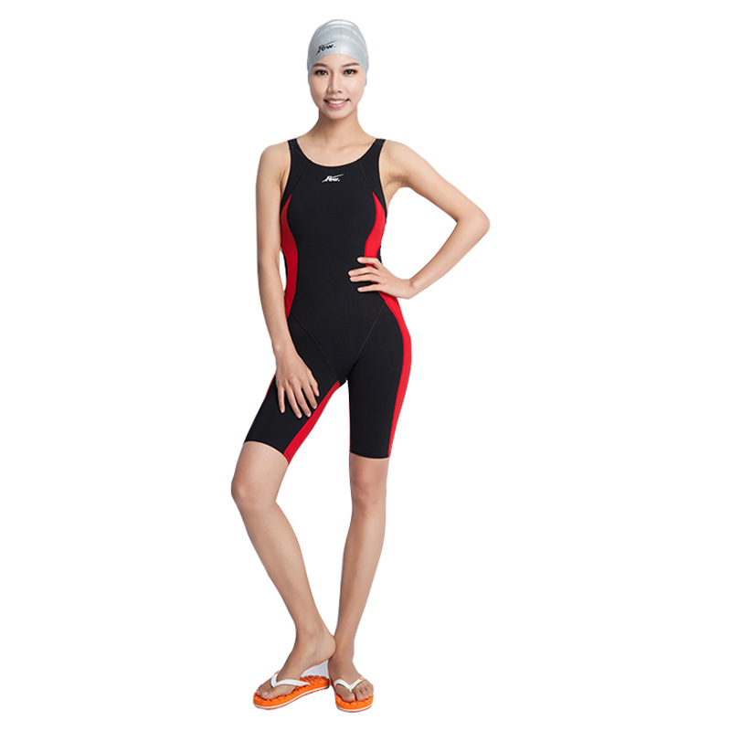 Few brand Fina approved free shipping women swim wear one piece professional training and competition swimwear