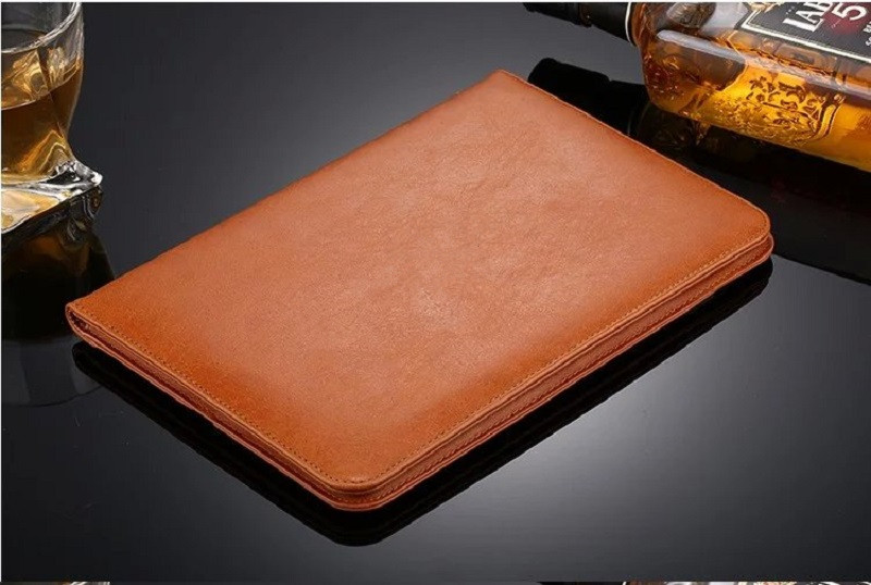 Fashion Leather case for iPad Pro 9.7 high quality luxury Leather cover for iPad pro 9.7 tablet free shipping