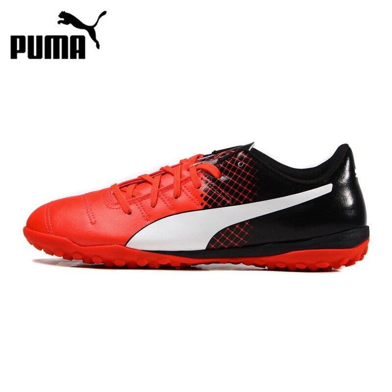 ФОТО Original  PUMA evoPOWER TT Men's Soccer Shoes Football Sneakers