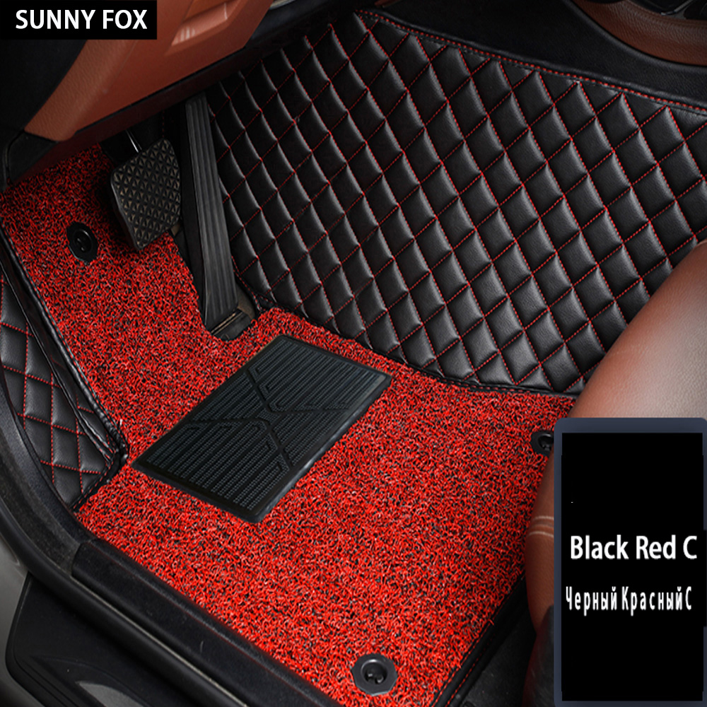 Car floor mats made for Toyota Hilux 5D full cover case car-styling carpet rugs PVC leather perfect liners (2004-2015)Car floor mats made for Toyota Hilux 5D full cover case car-styling carpet rugs PVC leather perfect liners (2004-2015)