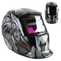 Free shipping Solar Welding Helmet TIG MIG Weld Welder Lens Grinding Mask Cool Auto Darkening