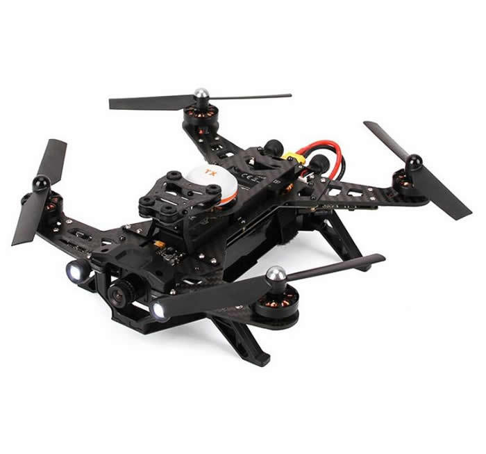 Walkera Runner 250 PRO mini Cross RC Drone with camera simple training FPV set