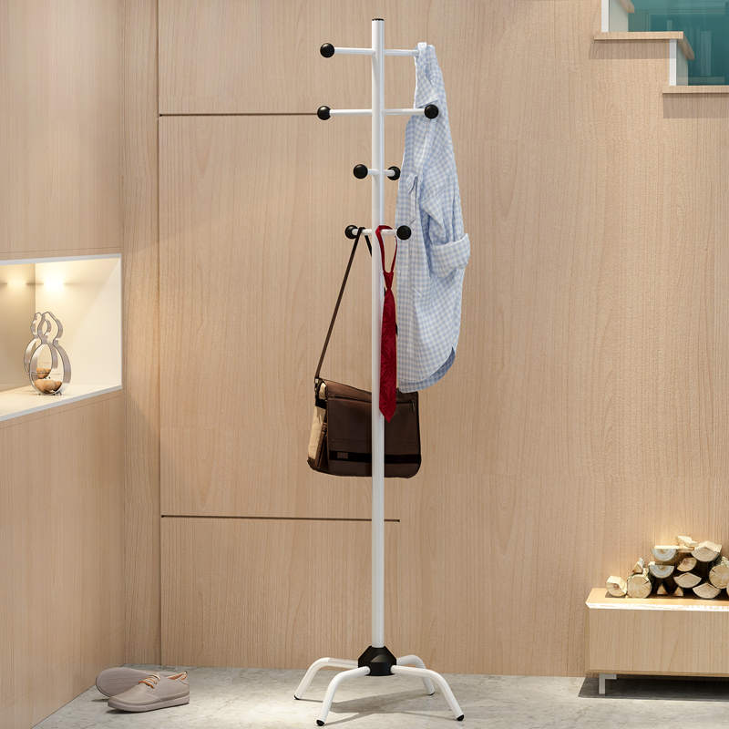 US $70.0 |Hat Rack Multi function Floor Home Bedroom Clothes Hanger Living  Room Creative Clothes Rack-in Storage Holders & Racks from Home & Garden on  ...