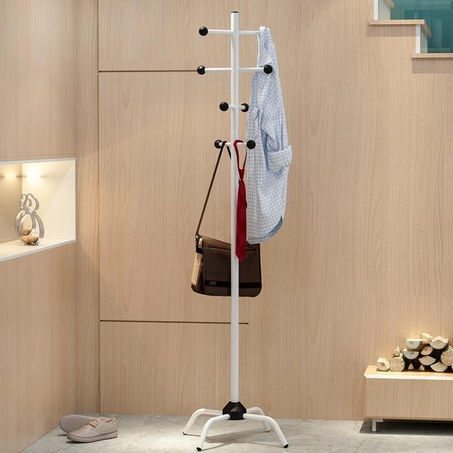US $70.0 |Hat Rack Multi function Floor Home Bedroom Clothes Hanger Living  Room Creative Clothes Rack-in Storage Holders & Racks from Home & Garden on  ...