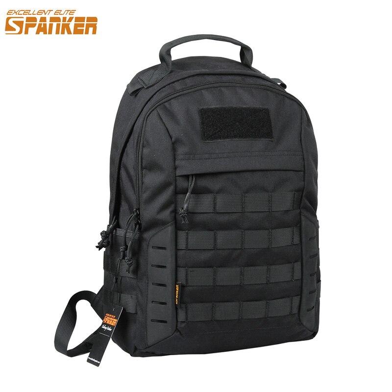 EXCELLENT ELITE SPANKER Outdoor Military Army Nylon Backpack Tactical Trekking Molle Sport Backpacks Hunting Travel Bags 20L sport elite se 2450
